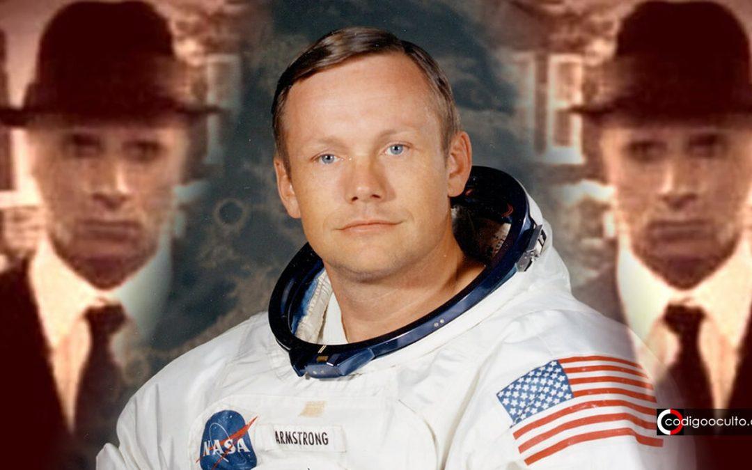 El «Documento Desclasificado» sobre Neil Armstrong… ¿Una relación con los Hombres de Negro? (VÍDEO)
