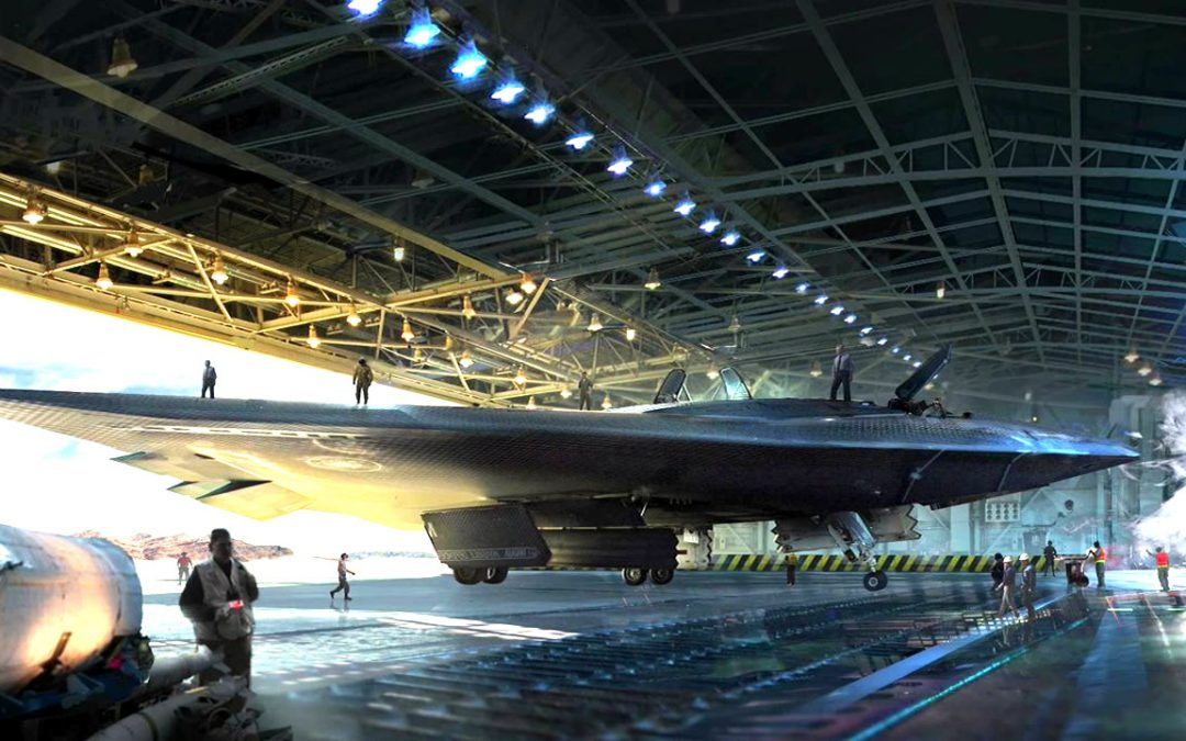 Patentes sugieren potencial tecnología alienígena en el Ejército de EE. UU.