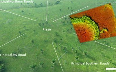 Arqueólogos hallan vasta red de antiguos pueblos amazónicos alineados con el cosmos
