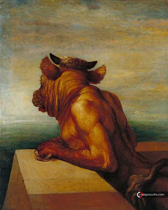 Quinotauro: la legendaria criatura de la que descenderían los merovingios
