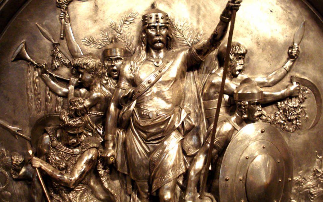 Quinotauro: la legendaria criatura que engendró a los Merovingios
