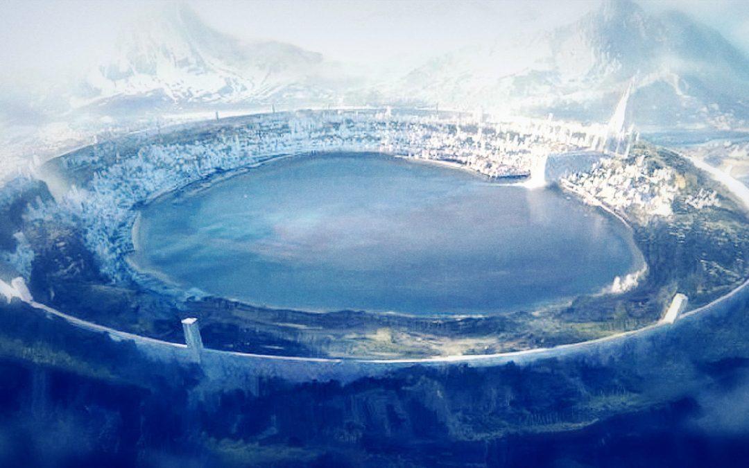 Restos de una civilización anterior podrían ocultarse en el fondo del Océano Ártico