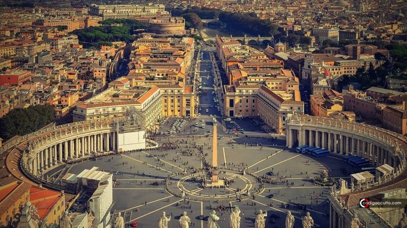 Simbolismo oculto del pesebre del Vaticano 2020