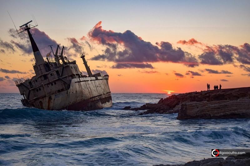 Agua Muerta: insólito fenómeno que inmoviliza barcos en medio del océano