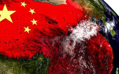 China aumenta ENORMEMENTE su programa de modificación de clima (VÍDEO)