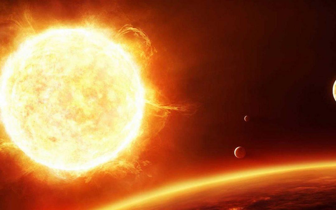 Tormenta solar golpeará la Tierra este jueves