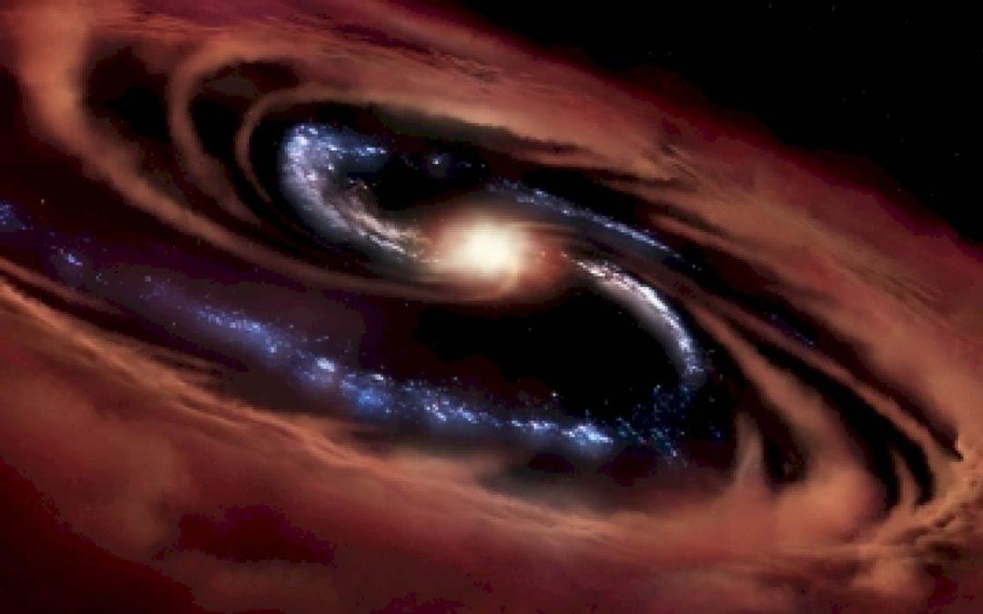 Agujeros negros podrían estar compuestos de universos colapsados, dicen científicos