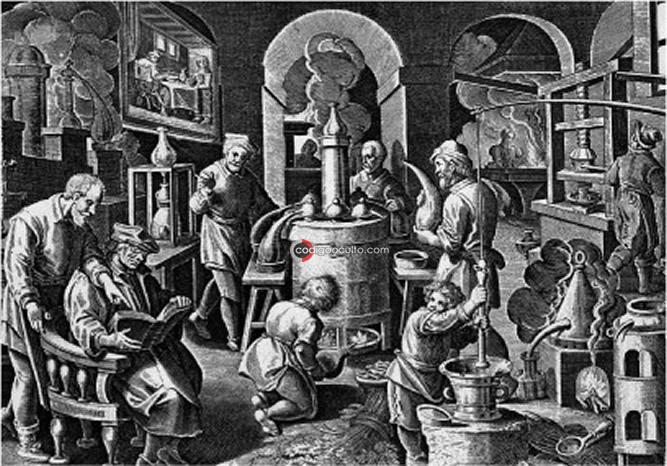 Alquimia: la hermética sabiduría y milenaria búsqueda de la perfección