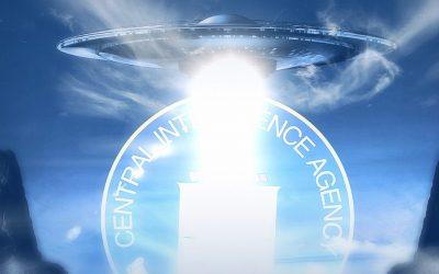 Archivos desclasificados OVNI de la CIA están ahora disponibles en línea