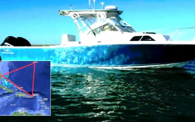 Triángulo de las Bermudas: Barco con 20 personas desaparece misteriosamente