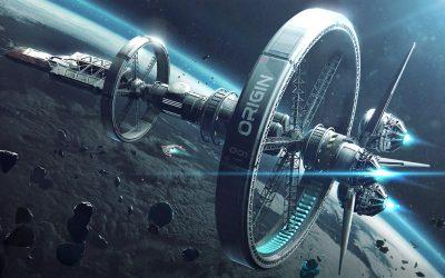 Científicos proponen construir un hábitat espacial orbitando Ceres