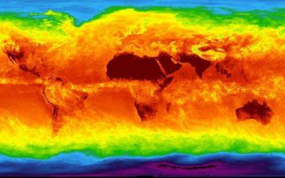 Cambio climático alterará la posición del cinturón de lluvia tropical de la Tierra, indica investigación