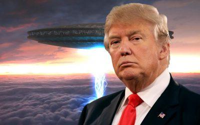 ¿Revelará Trump los «archivos secretos» OVNI?
