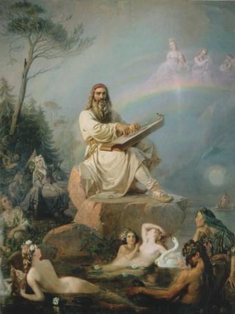 Dioses de la Mitología Finesa