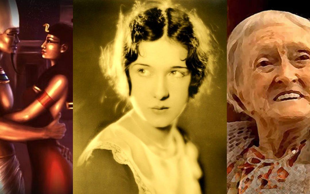 Dorothy Eady: el sorprendente caso de reencarnación desde el antiguo Egipto