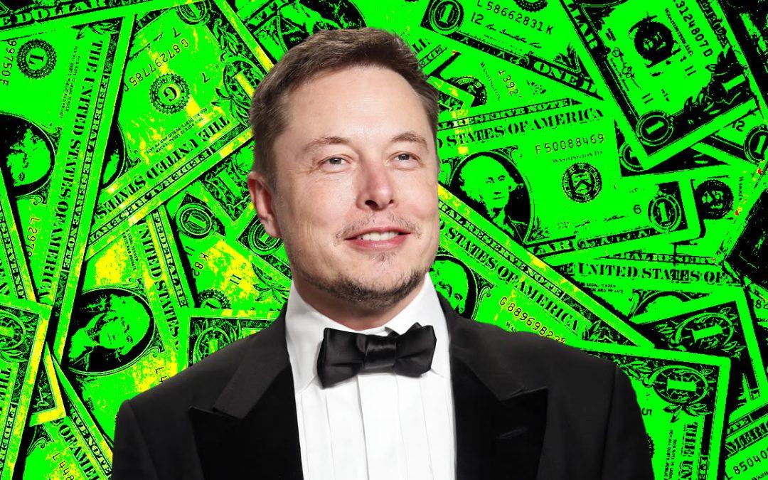 Elon Musk es ahora la persona más rica del mundo