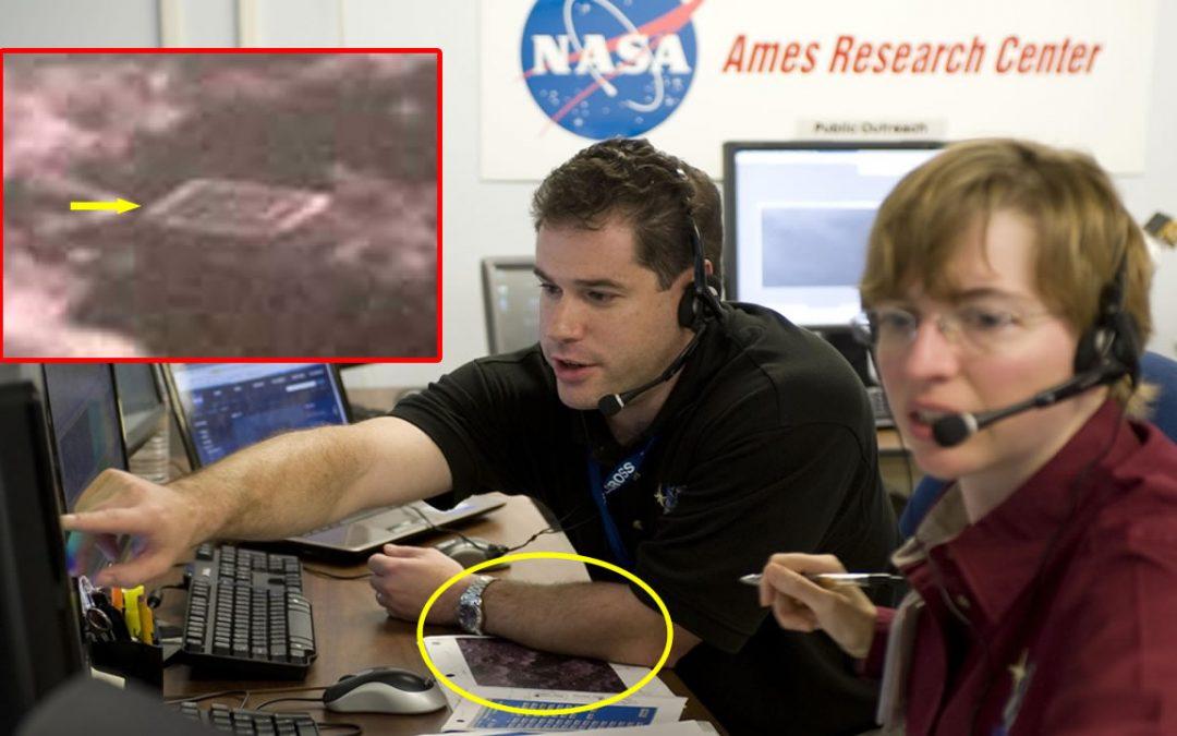 ¿Una «estructura artificial» fue encontrada en la Luna? (VÍDEO)