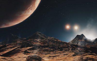 Astrónomos han descubierto un extraño planeta con tres soles