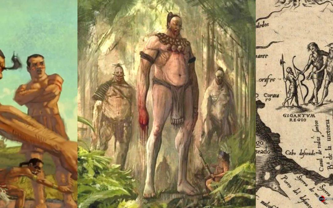 Los Gigantes estaban aquí: el Enigma de un Exterminio, según manuscritos antiguos