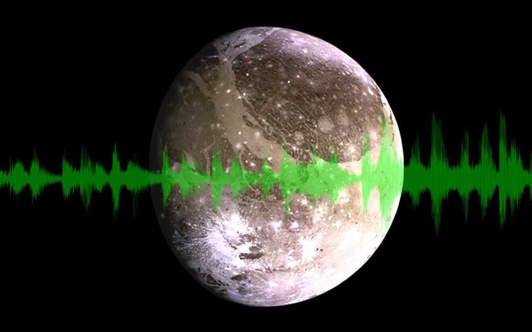 Detectan «señal de radio» procedente de Ganímedes, por primera vez