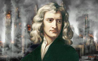 Isaac Newton predijo el «apocalipsis» para el año 2060 (VÍDEO)