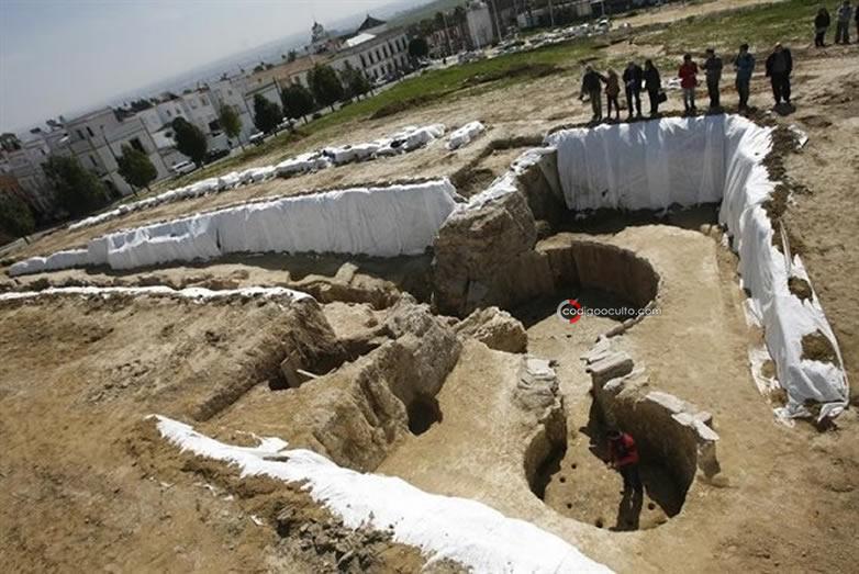 Hallan daga de cristal de 5.000 años en tumba megalítica prehistórica ibérica
