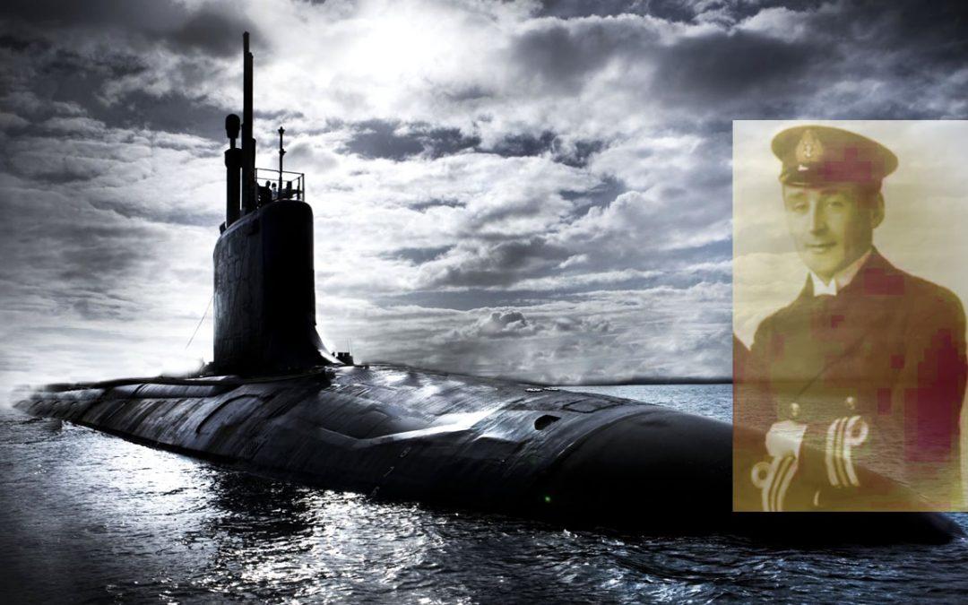 Oficial de la Marina afirmó que una presencia desconocida le salvó la vida (VÍDEO)
