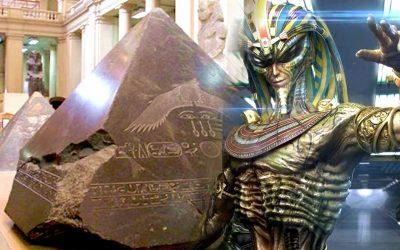 Piedra de Benben: el lugar de descenso del dios «alienígena» Atum