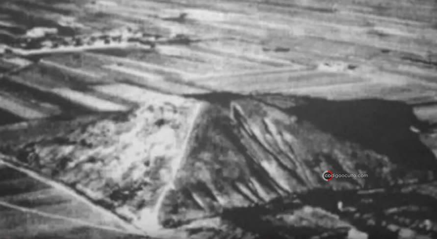 Pirámide Blanca de Xi'an: la ancestral estructura «prohibida» en China