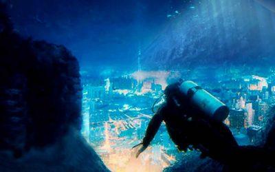 ¿Se ha encontrado una Pirámide «atlante» sumergida en el Océano Atlántico?