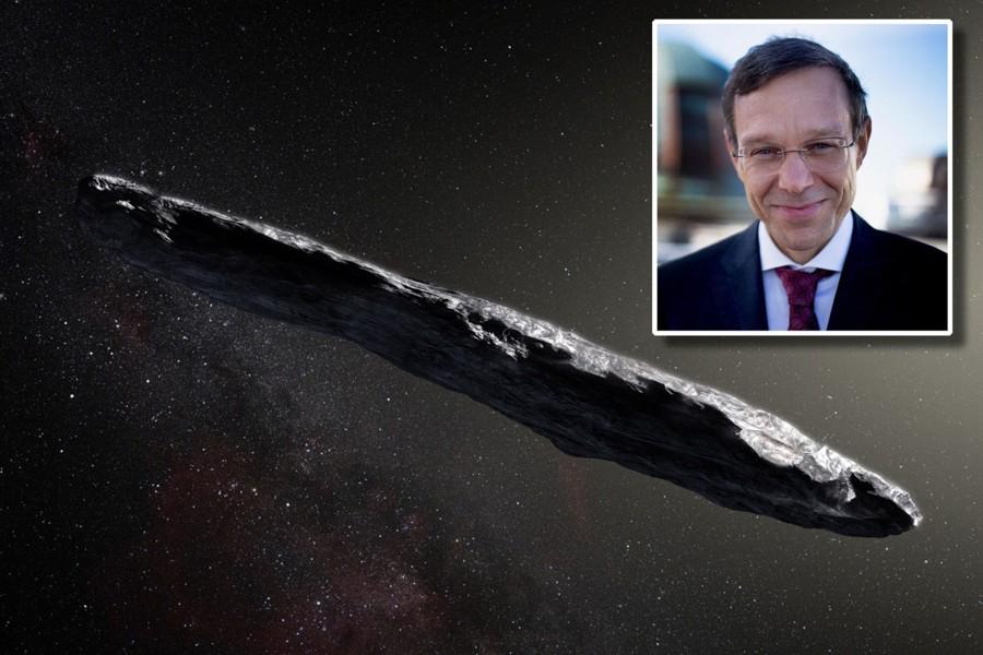 Profesor de Harvard dice que alienígenas nos visitaron en 2017, y vendrán más