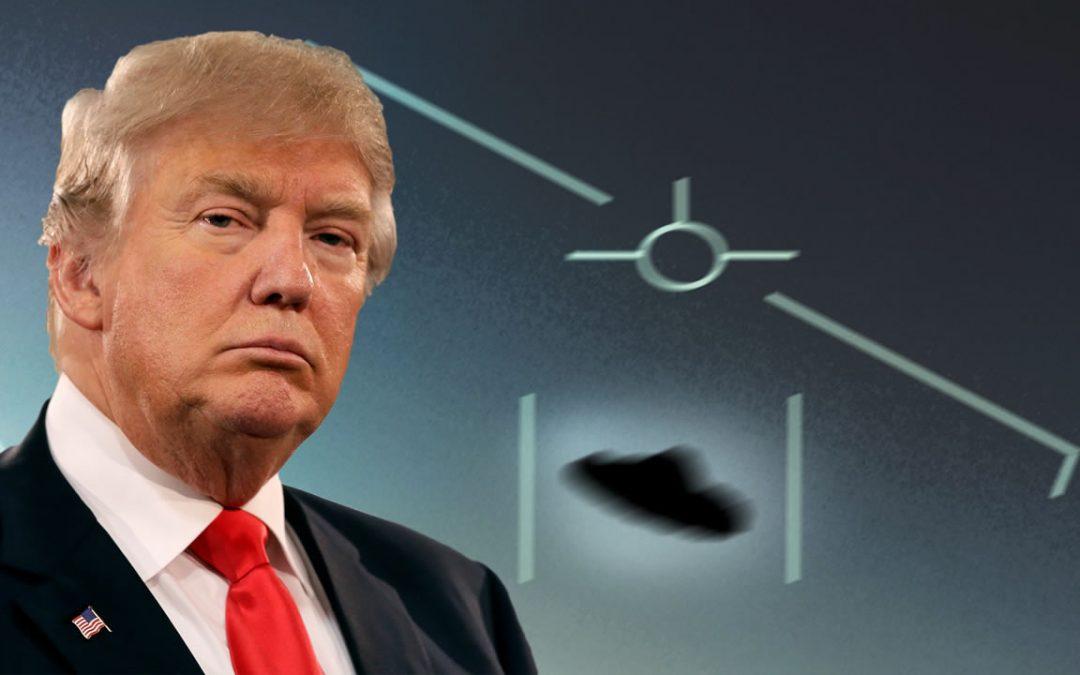 Trump firma Proyecto de Ley que da 180 días al Pentágono para revelar lo que saben de OVNIs