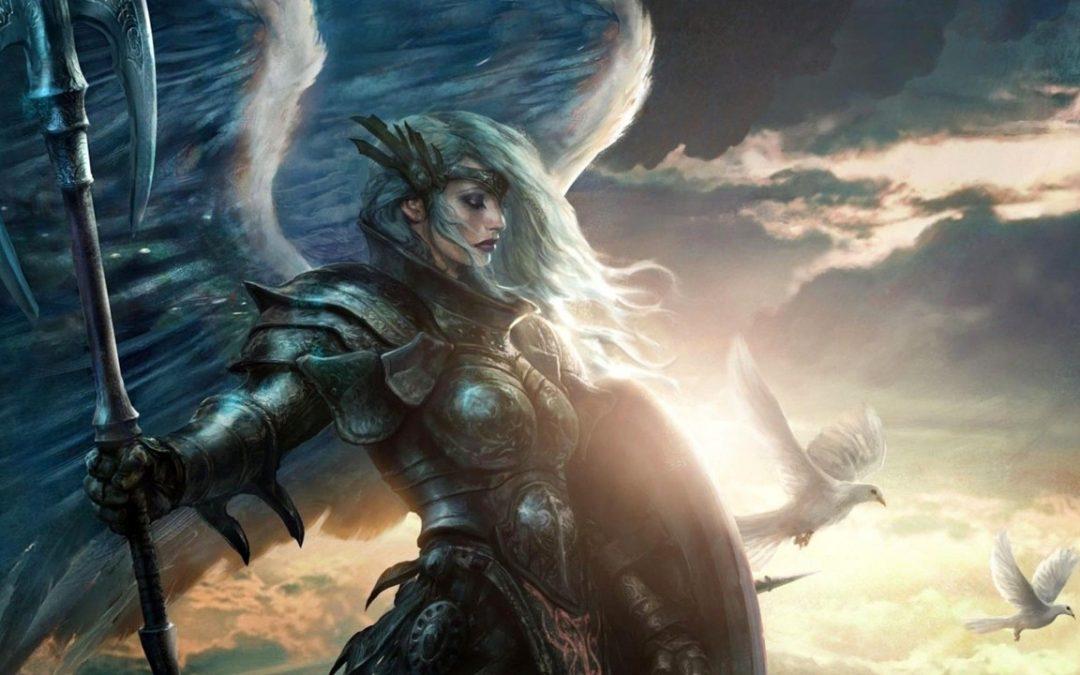 Valkirias: poderosas entidades de la mitología nórdica (VÍDEO)