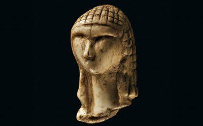 Dama de Brassempouy: enigmática estatuilla de más de 20.000 años de antigüedad