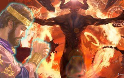 Los 72 demonios sometidos por el Rey Salomón (VÍDEO)