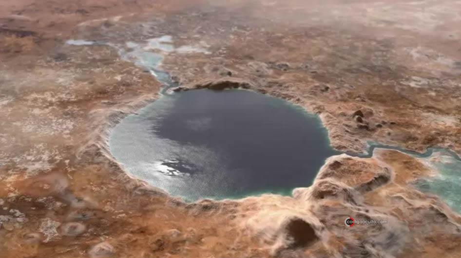 Existió agua en la superficie de Marte hace miles de millones de años