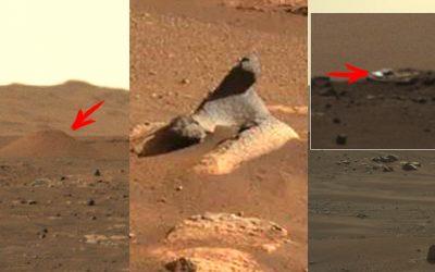 Perseverance ha encontrado objetos «extraños» en Marte (VÍDEO)