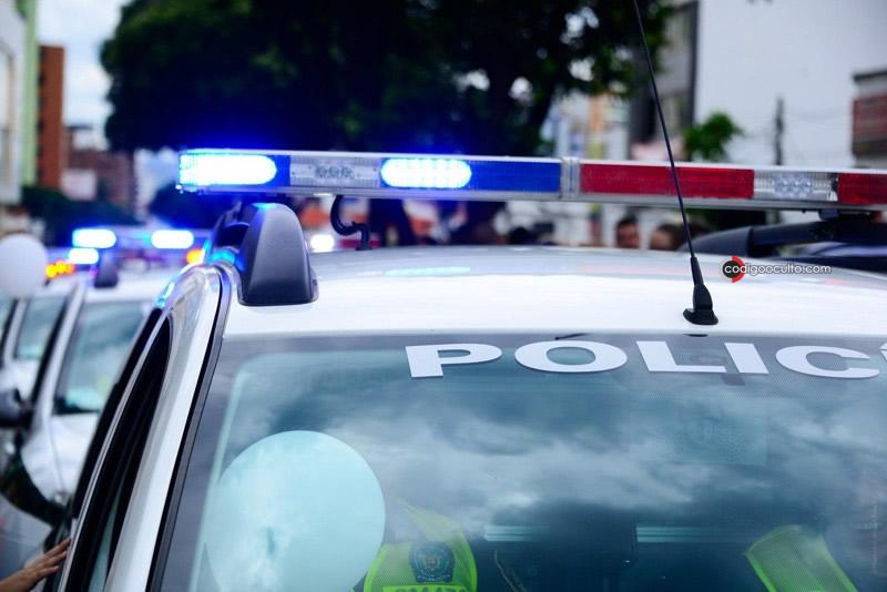 Dos policías persiguen OVNIs en Kentucky, EE. UU.