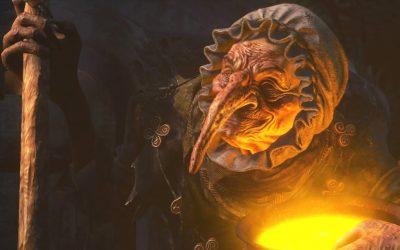 Baba Yaga: la escalofriante «bruja» de los bosques del folclore eslavo (VÍDEO)