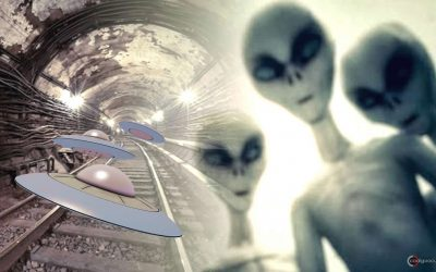 Una Base alienígena subterránea en Puerto Rico: testigo narra haber sido llevado allí  (VÍDEO)