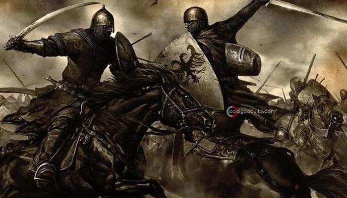 Caballeros Negros: Enigmáticos Guerreros de la Edad Media