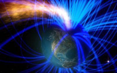Campo magnético de la Tierra se invirtió hace 42.000 años, creando un «desastre» climático
