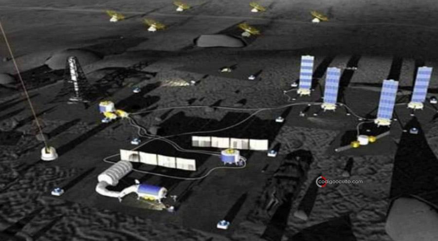 China y Rusia acuerdan colaborar en una base lunar