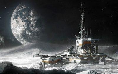 China y Rusia acuerdan desarrollar una base lunar