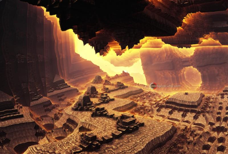 El Enigma de la Ciudad Subterránea Perdida del Valle de la Muerte