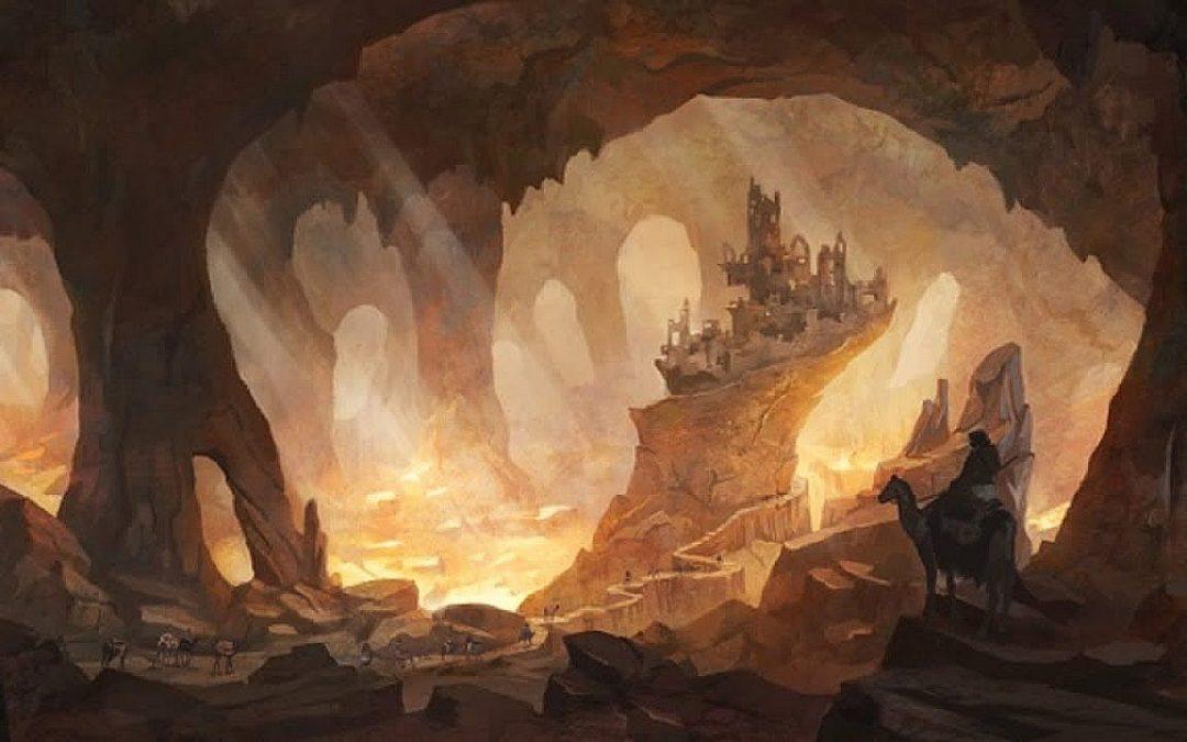 El Enigma de la Entrada Oculta a la Cueva de Lyobaá en México, la Caverna de la Muerte