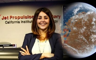 «Algo de vida tiene que haber en Marte», afirma Diana Trujillo, directora de vuelo de misión Mars 2020