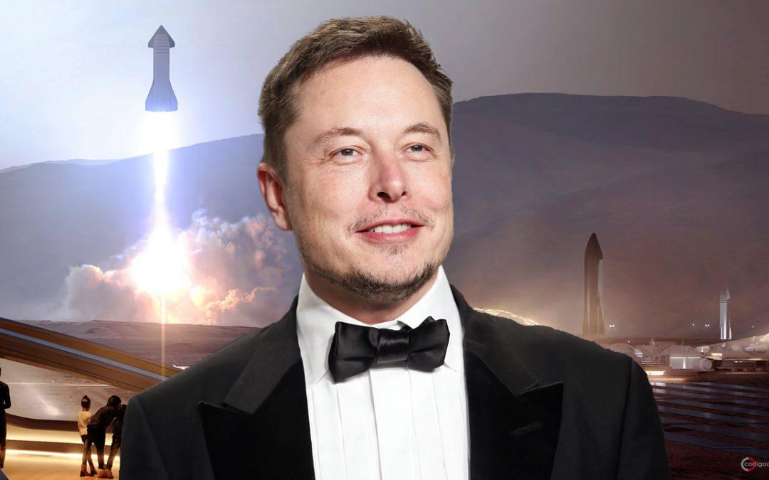 ¿Elon Musk será el primer Presidente o Líder de Marte? (VÍDEO)