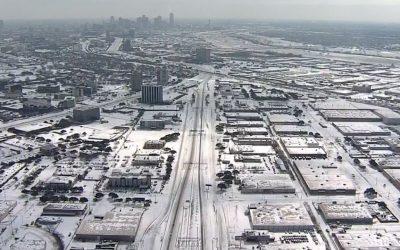 El Día después de mañana en Texas: Un avance de los desastres del cambio climático que se avecinan
