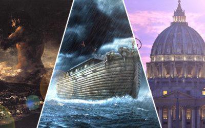 ¿Encubrió el Vaticano la historia del mundo previo al Gran Diluvio?
